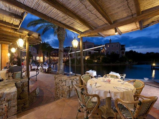 Restaurant Osteria - Bagaglino - Porto Cervo