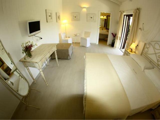 Sardinie - Alle kamers van deze B&B zijn in landelijke stijl (2)