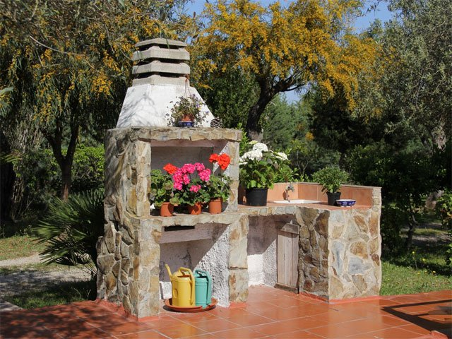 Alghero - B&B Villa Grazia met zwembad- Sardinie (11)