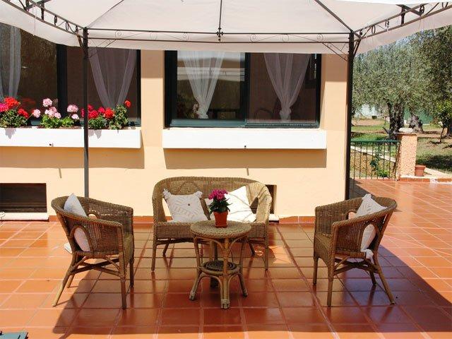 Alghero - B&B Villa Grazia met zwembad- Sardinie (15)