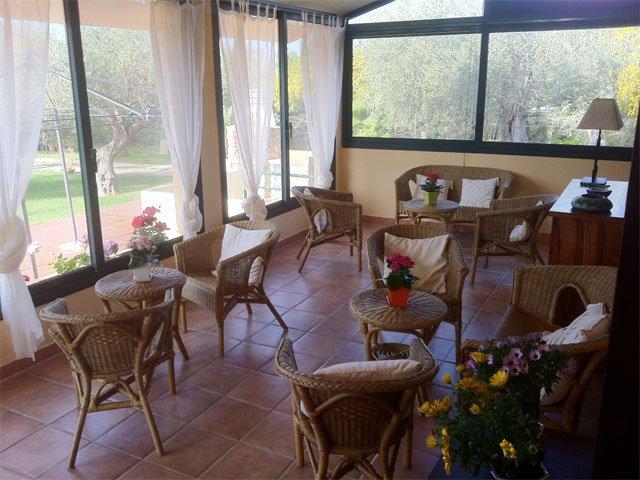 Alghero - B&B Villa Grazia met zwembad- Sardinie (7)