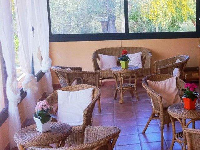 Alghero - B&B Villa Grazia met zwembad- Sardinie (9)