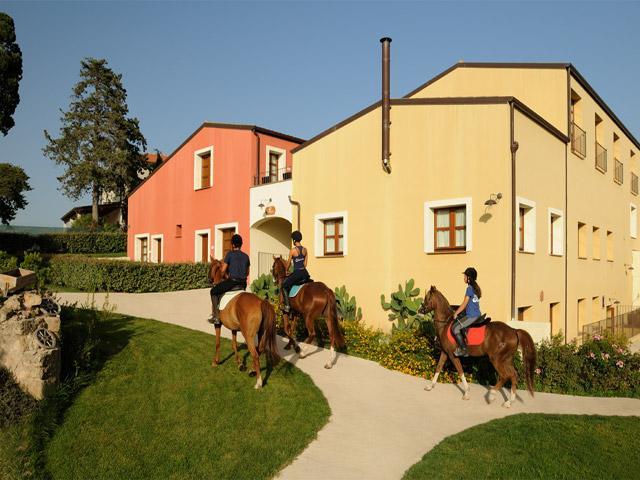 Alghero Resort Country Hotel - Sardinie (2)
