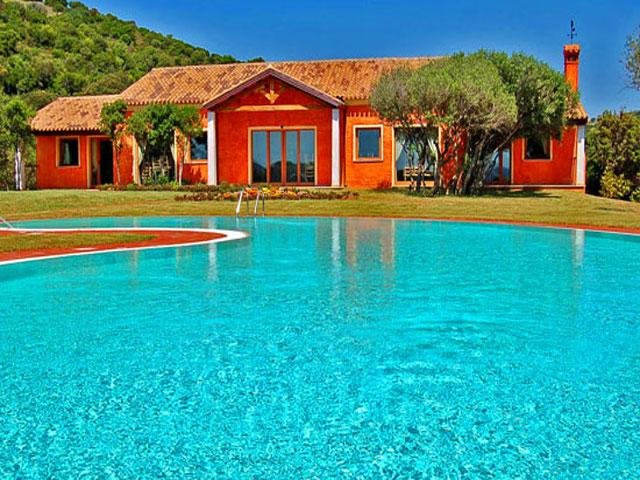 Hotel Aldiola Country Resort - Sardinie