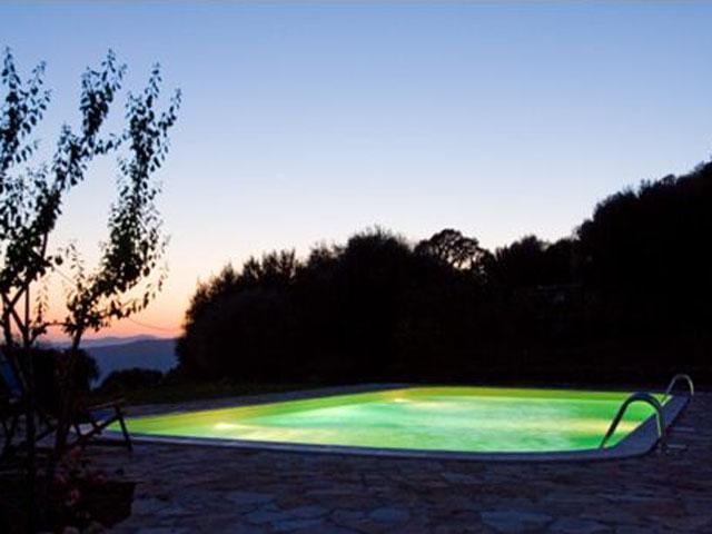 Agriturismo met zwembad Genna e  Corte - Laconi