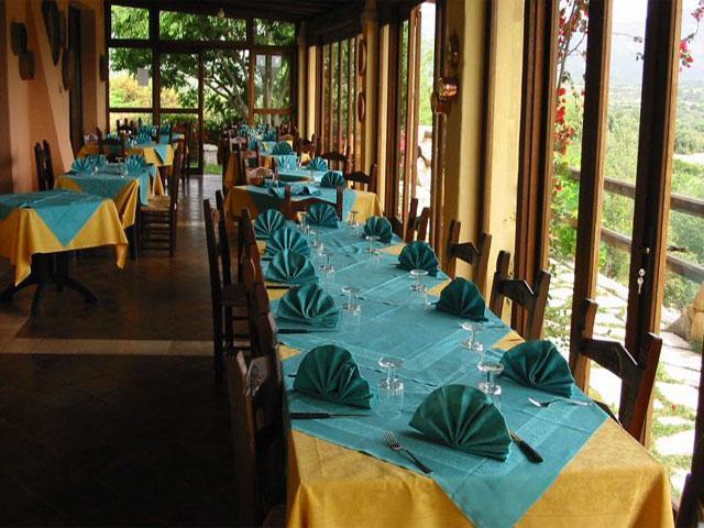 Agriturismo I Mandorli met zwembad heeft een goede keuken