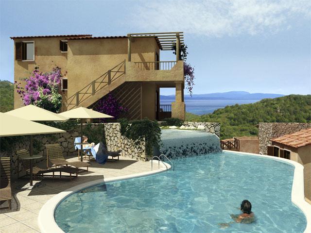 Residence Ea Bianca - Baja Sardinie - Vakantie Sardinie