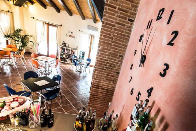 Bar - Residence Borgo degli Ulivi - Arbatax - Sardinië
