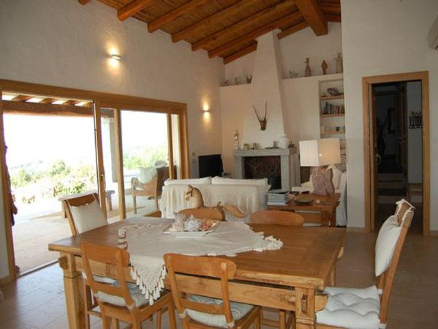 Vakantiehuis met zwembad Sardinie - Villa Silvaredda in Baja Sardinia (11)