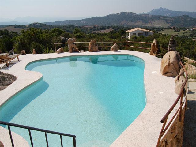 Vakantiehuis met zwembad Sardinie - Villa Silvaredda in Baja Sardinia (13)