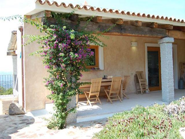 Vakantiehuis met zwembad Sardinie - Villa Silvaredda in Baja Sardinia (4)