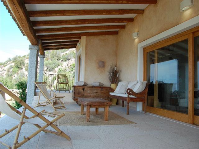 Vakantiehuis met zwembad Sardinie - Villa Silvaredda in Baja Sardinia (5)