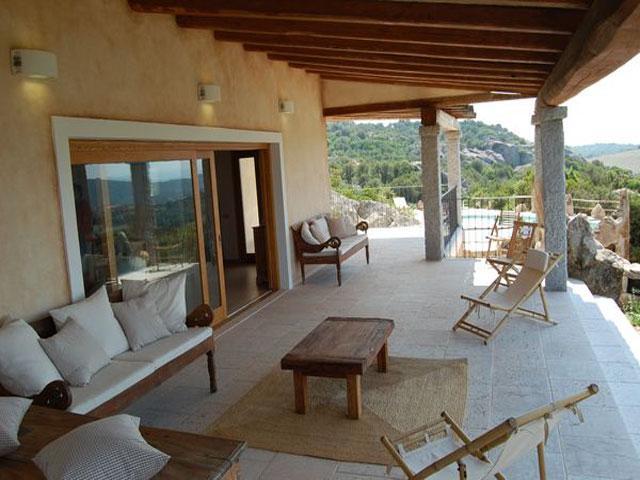 Vakantiehuis met zwembad Sardinie - Villa Silvaredda in Baja Sardinia (8)