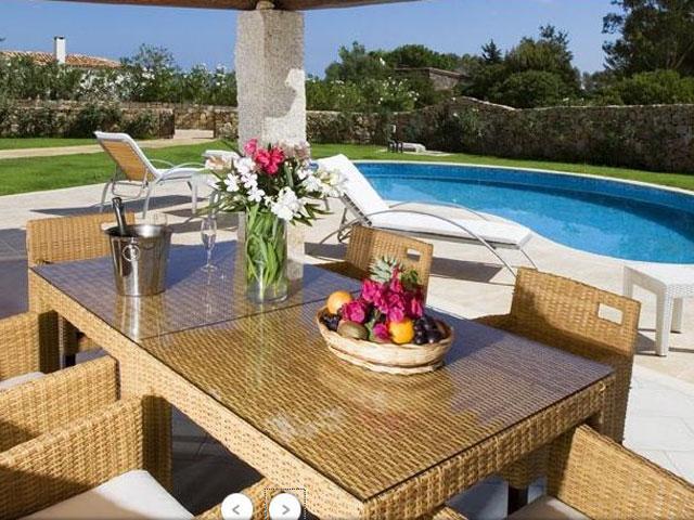 Villa in Villas Resort - Luxe vakantiehuizen met zwembad in Costa Rey - Sardinie (14)