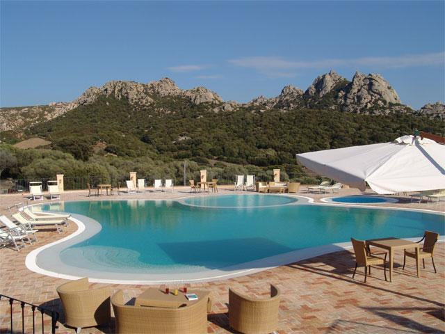 Hotel Parco degli Ulivi - Arzachena - Sardinie