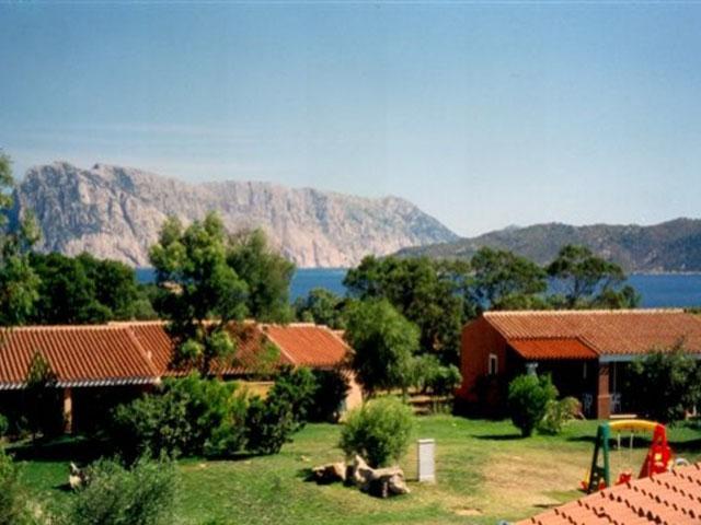 Vakantie Sardinie - Vakantiehuisjes aan het strand van Baia Salinedda