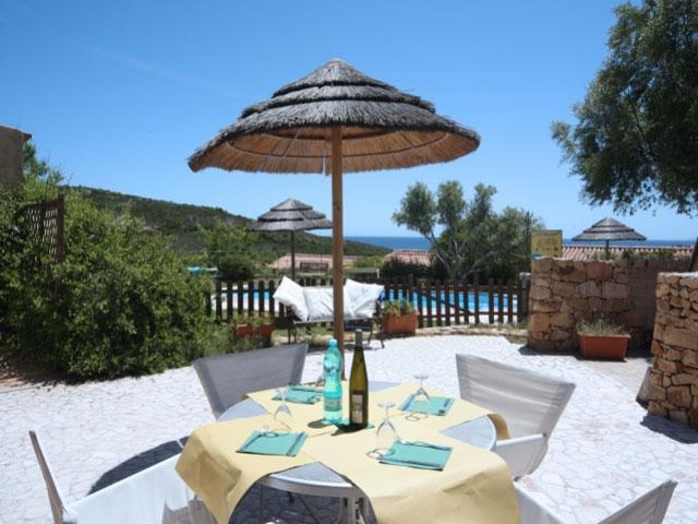 Vakantie Sardinie - Vakantiehuisjes aan zee - Salinedda (22)
