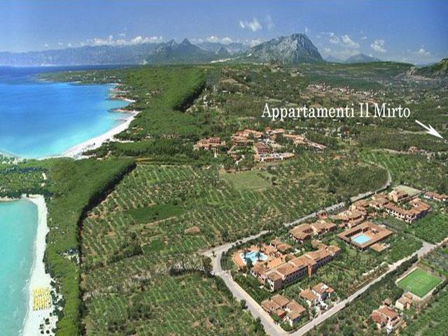 Vakantieappartementen in Orosei - Sardinie (7)