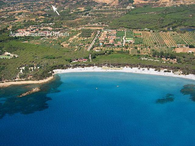 Sardinie - Vakantieappartementen I Graniti in Orosei (1)