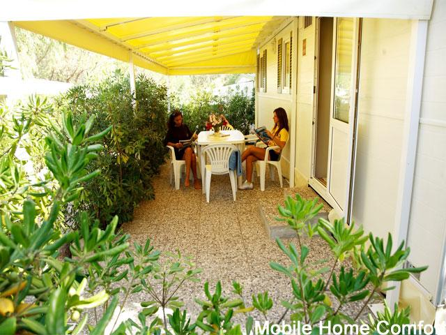 Vakantie Sardinie - Mobile Homes Isuledda - Sardinia4all (1)