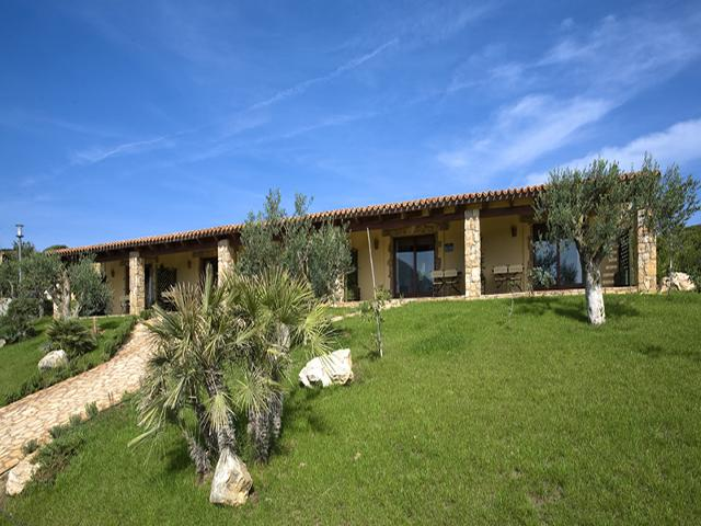 Aanzicht bilo Borgo - Podere Monte Sixeri - Alghero - Sardinië