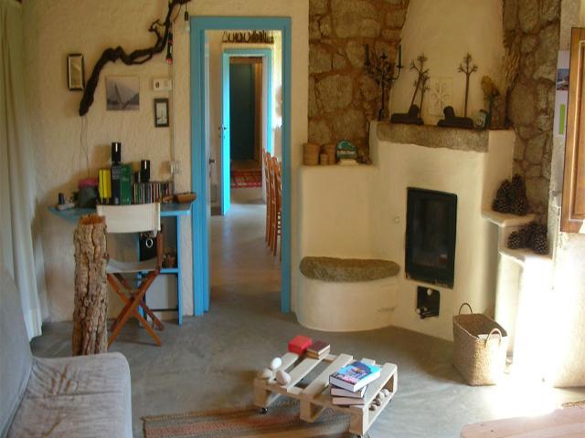 Woonkamer - BB Stazzo Chivoni - Luogosanto - Sardinië