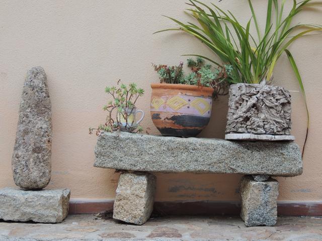 Decoraties - Su Lithu - Sardinie