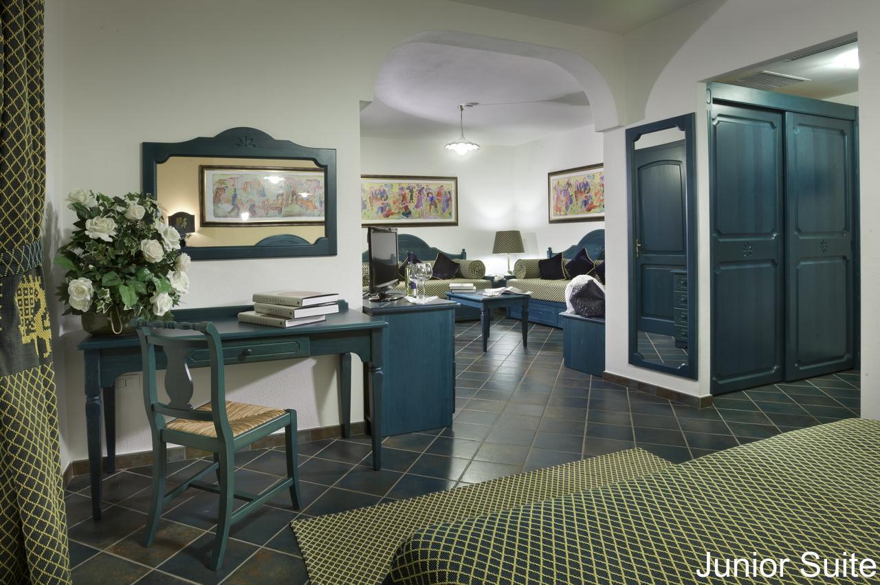 Junior Suite - Hotel Club Cala Ginepro - Orosei - Sardinië