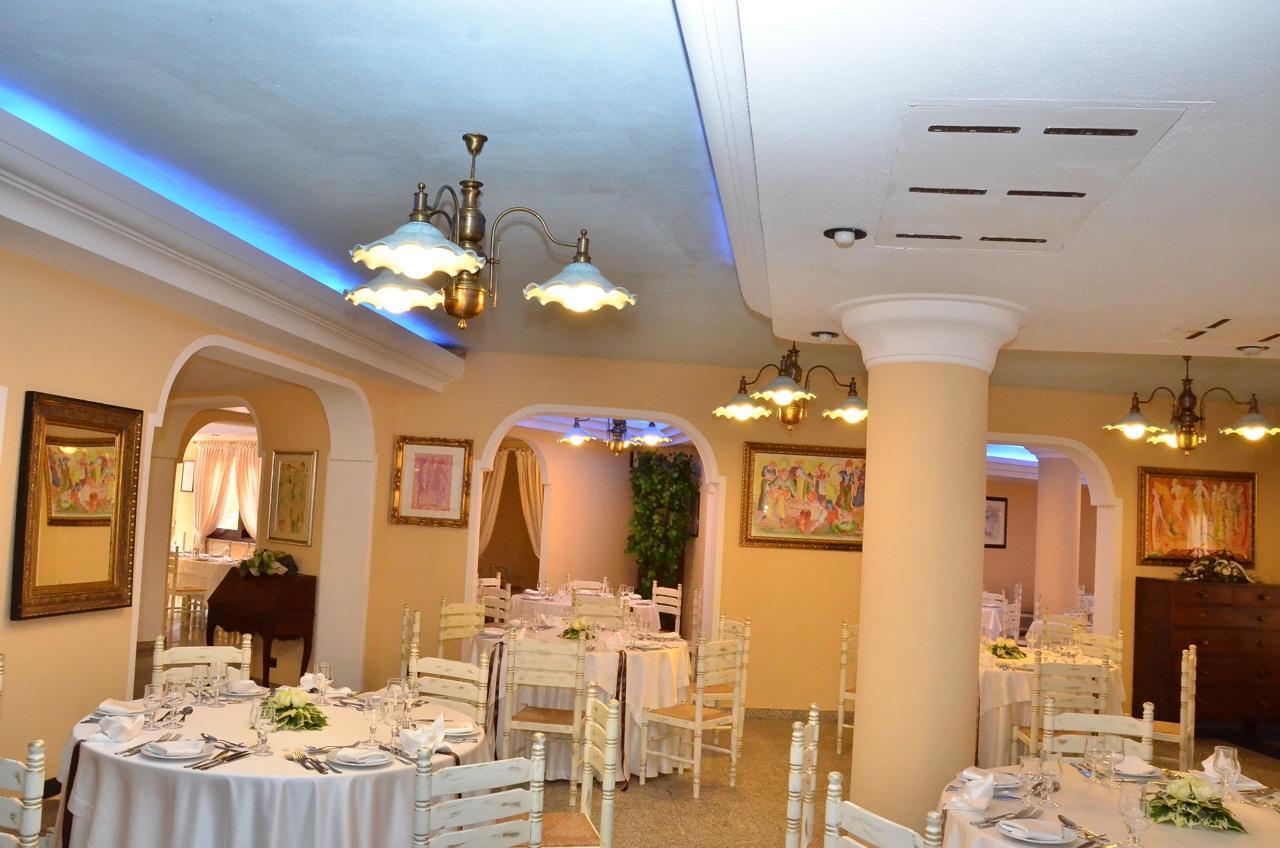 Restaurant - Hotel Club Cala Ginepro - Orosei - Sardinië