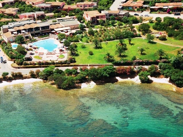 Ville Cala di Falco Resort - Cannigione - Sardinië