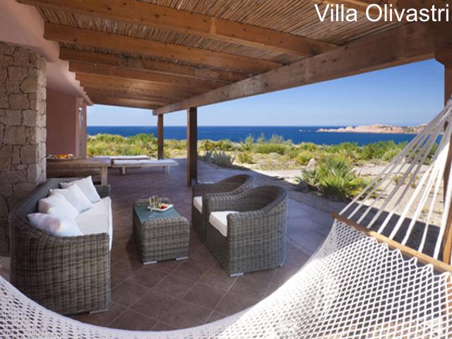 Villa Olivastri - Torreruja - Isola Rossa - Sardinië