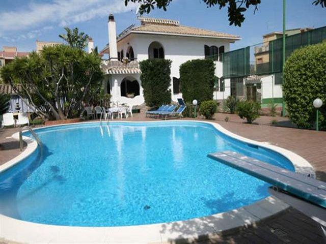 Villa Topazio - Flumini - Sardinie