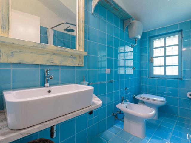 Vakantiehuis Blu Solanas Sardinie