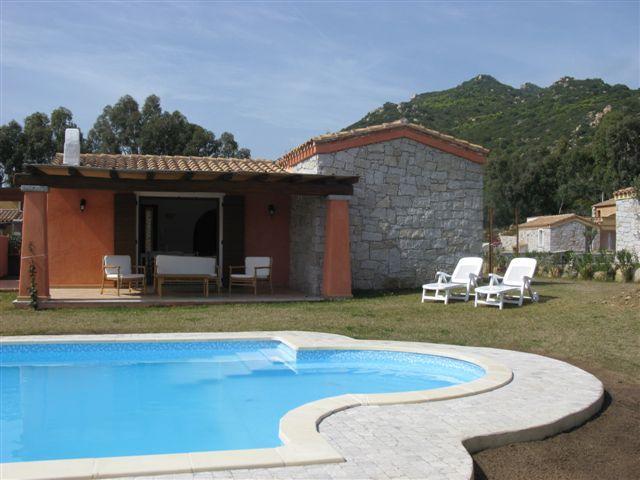 Vakantiehuis met zwembad - Costa Rei - Sardinie (1)