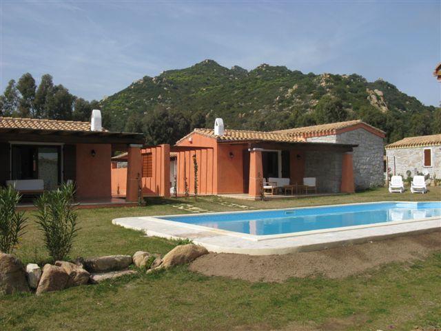 Vakantiehuis met zwembad - Costa Rei - Sardinie (3)