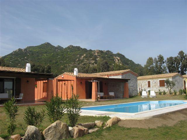 Ville San Pietro met zwembad - Costa Rei - Sardinie (2)