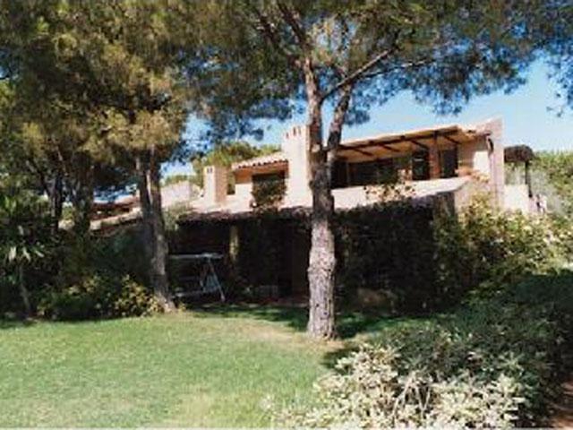 Vakantiehuisjes Sardinie - Cala Verde